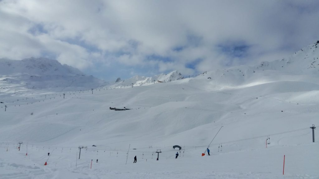 Alles fährt Ski.....