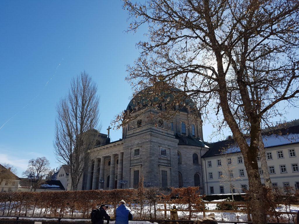 Kuppel des Doms zu St. Blasien