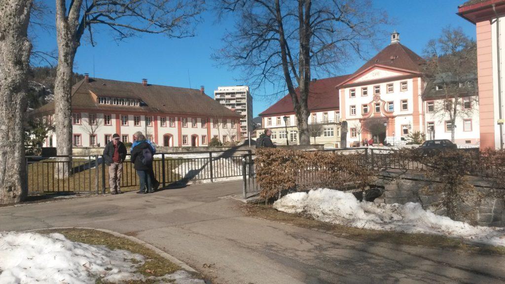 St. Blasien Nähe Rathaus