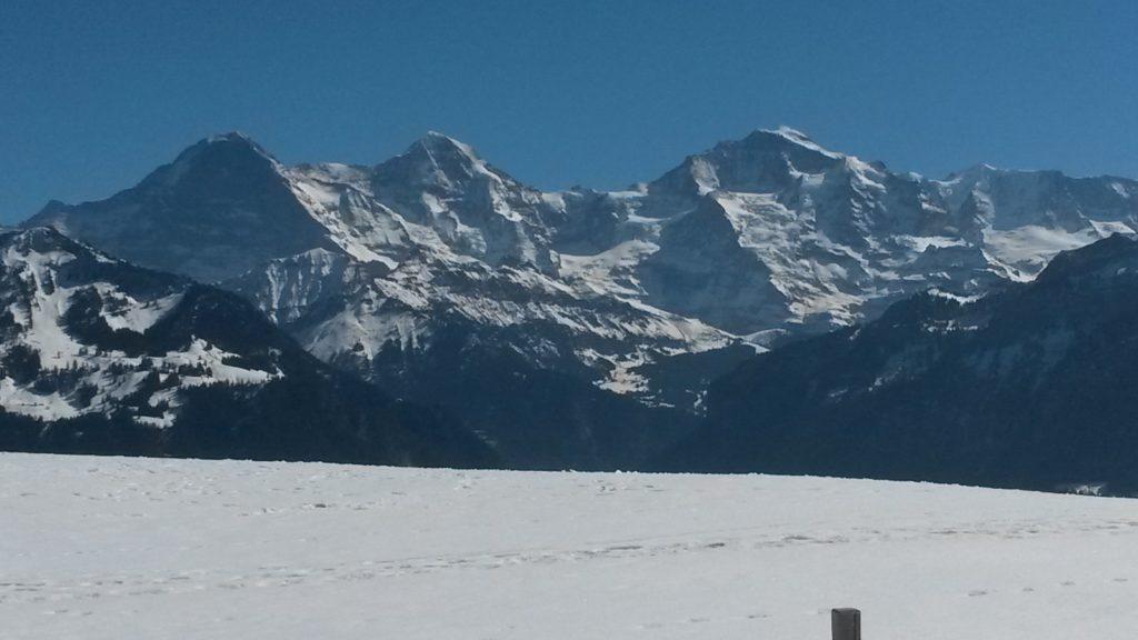 die drei Schönsten im Berner Oberland