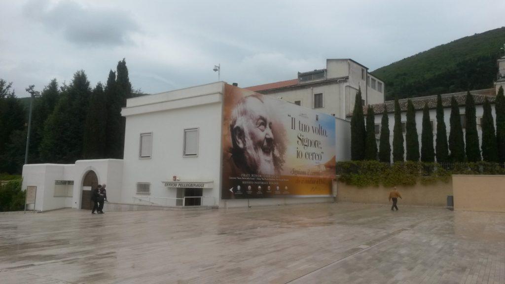 Wallfahrtsort Giovanni Rotondo, Wirkungsstätte des heiligen Padre Pio von Pietrelcina (1916 - 1968)