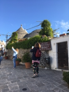 Alberobello, Fototermin.....