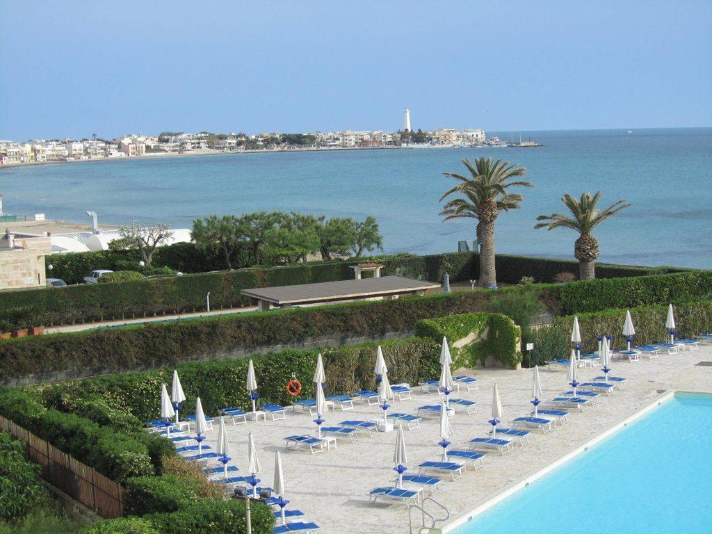Hotel del Levante, Garten mit Swimmingpool