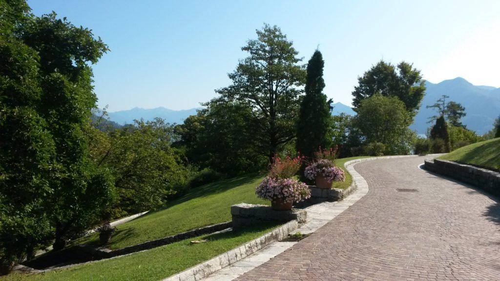 Villa Taranto - gepflegter Rundweg