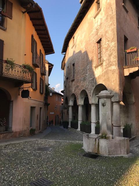 Cannobio - Altstadt