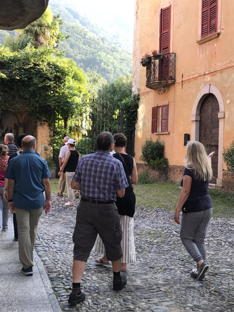 Cannobio - auf der Walking Tour im Ortskern mit Il VIAGGIATORE