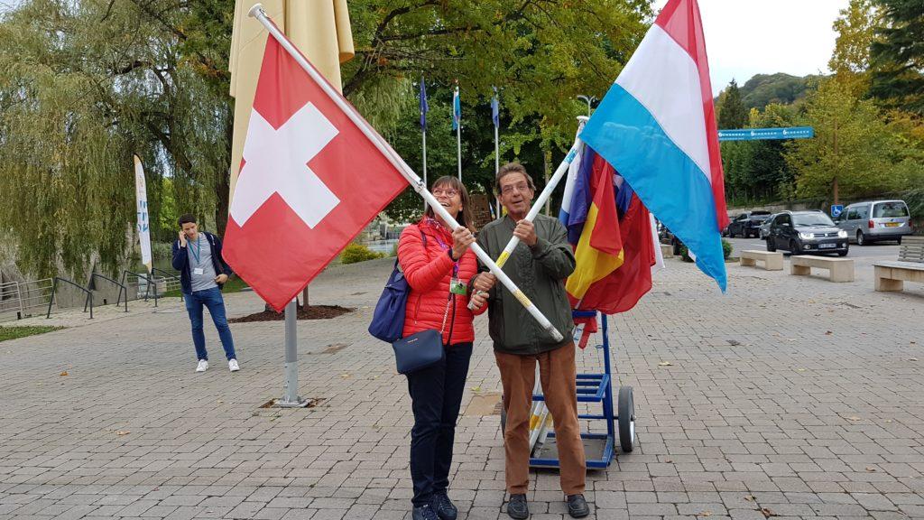Die Grenzkontrollen wurden in Luxemburg 1995, in der Schweiz erst 2008 aufgehoben.
