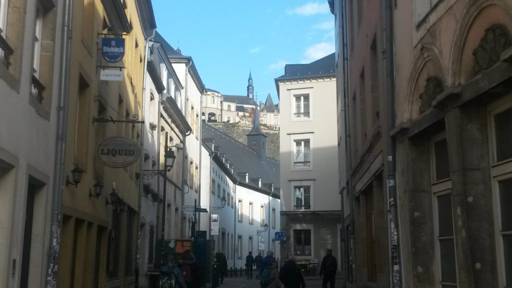 unteres Altstadtquartier GRUND