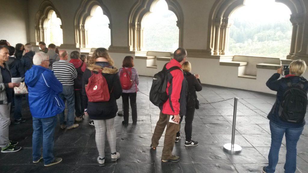 Schloss VIANDEN, Bysantinische Galerie