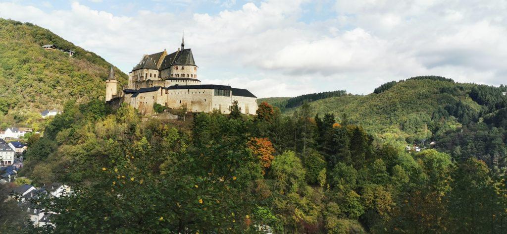 stolzes Schloss VIANDEN