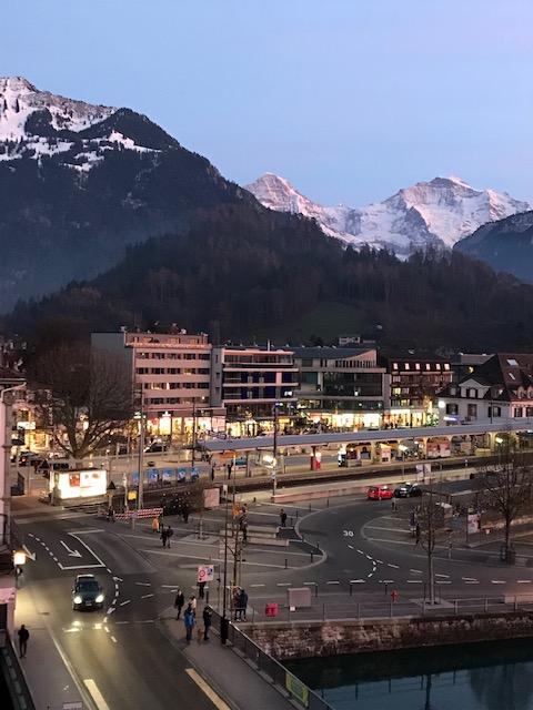 Bahnhof Interlaken West