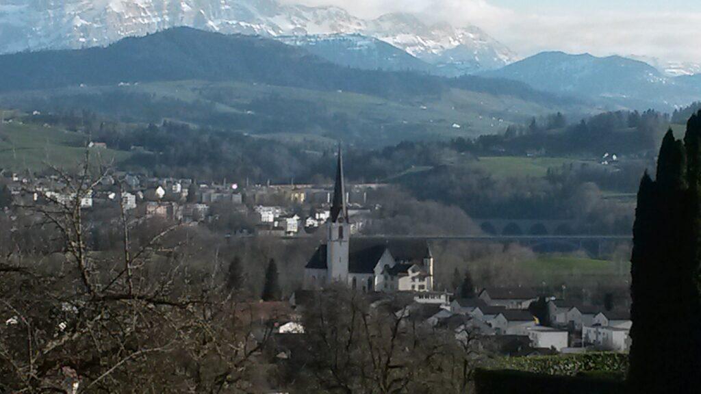 katholische Kirche Abtwil - 23.03.2020