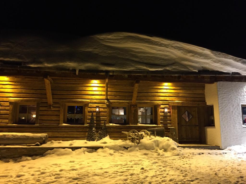 Tiroler Dorfstadl in Kühtai