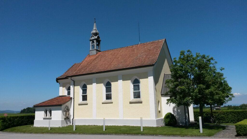 Kapelle Maria-Hilf in Waldkirch, Regina - 21.05.2020