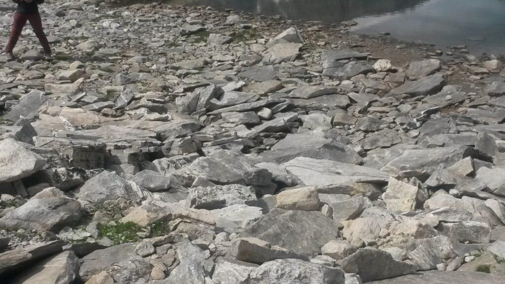 Stein auf Stein.....