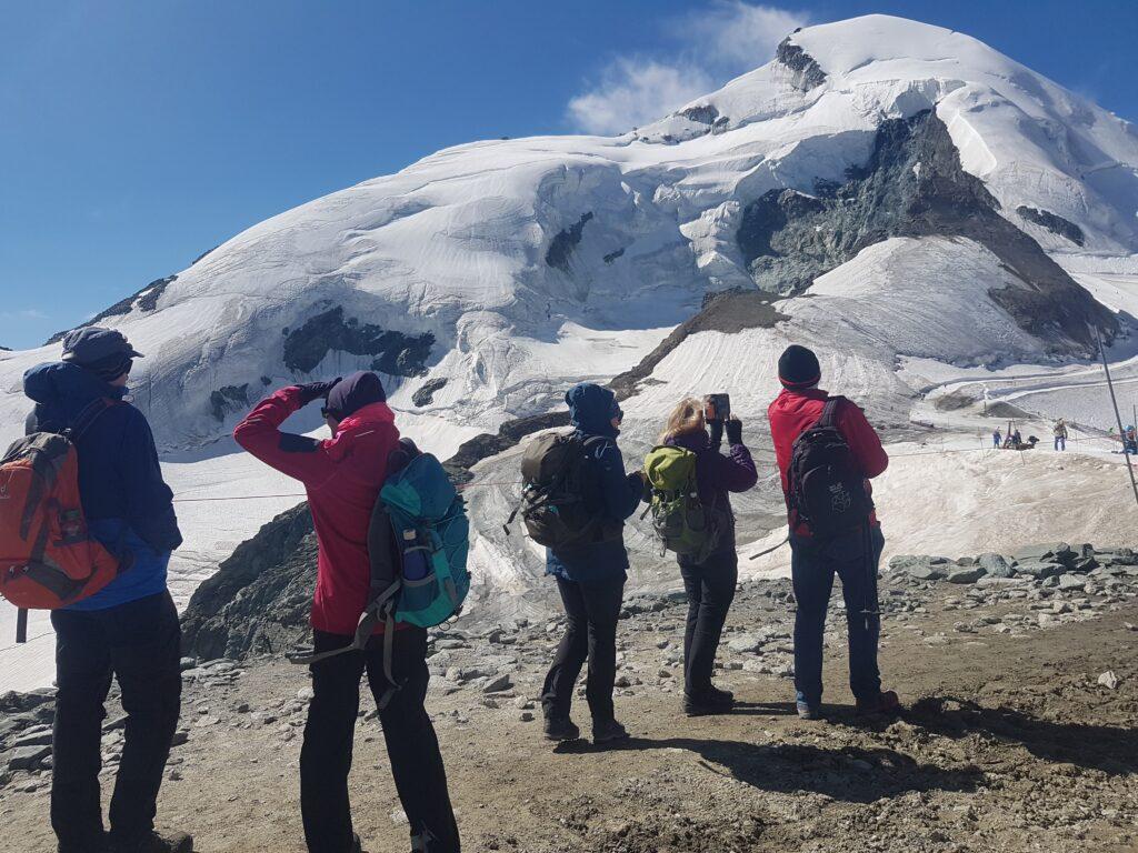 Mittelallalin auf 3500 m