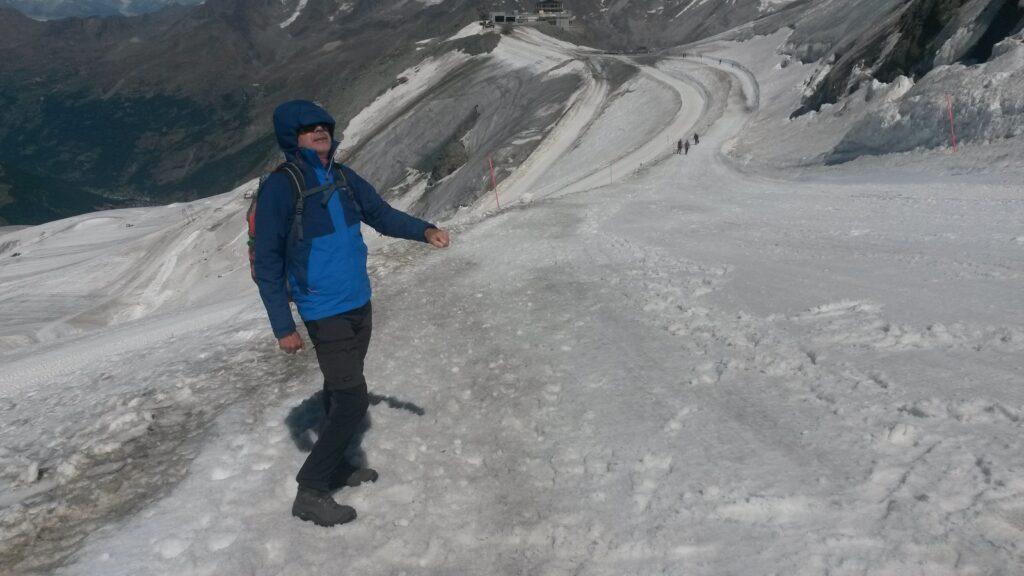 Freifühlen auf 3500 m Höhe