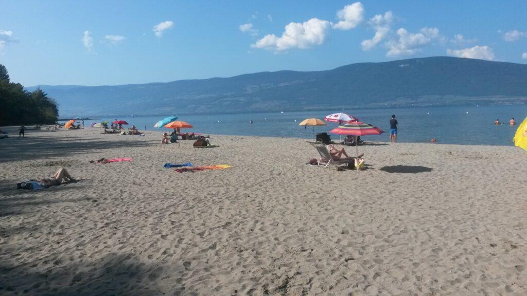 Sand, Hügel und Himmel.....