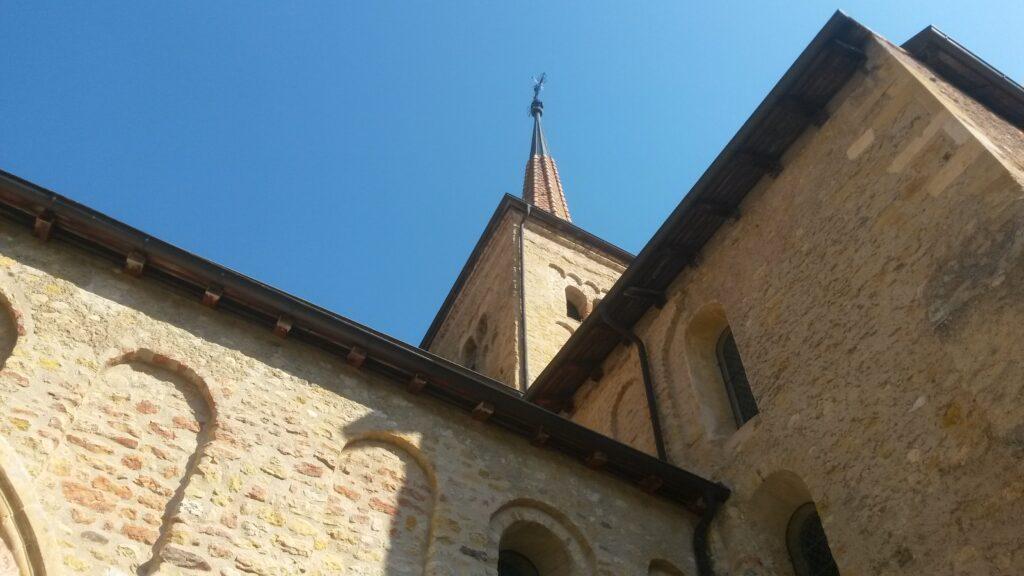 Abteikirche von Romainmôtier