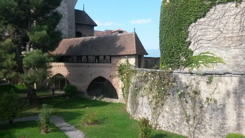 Stadtmauer Estavayer-le-Lac