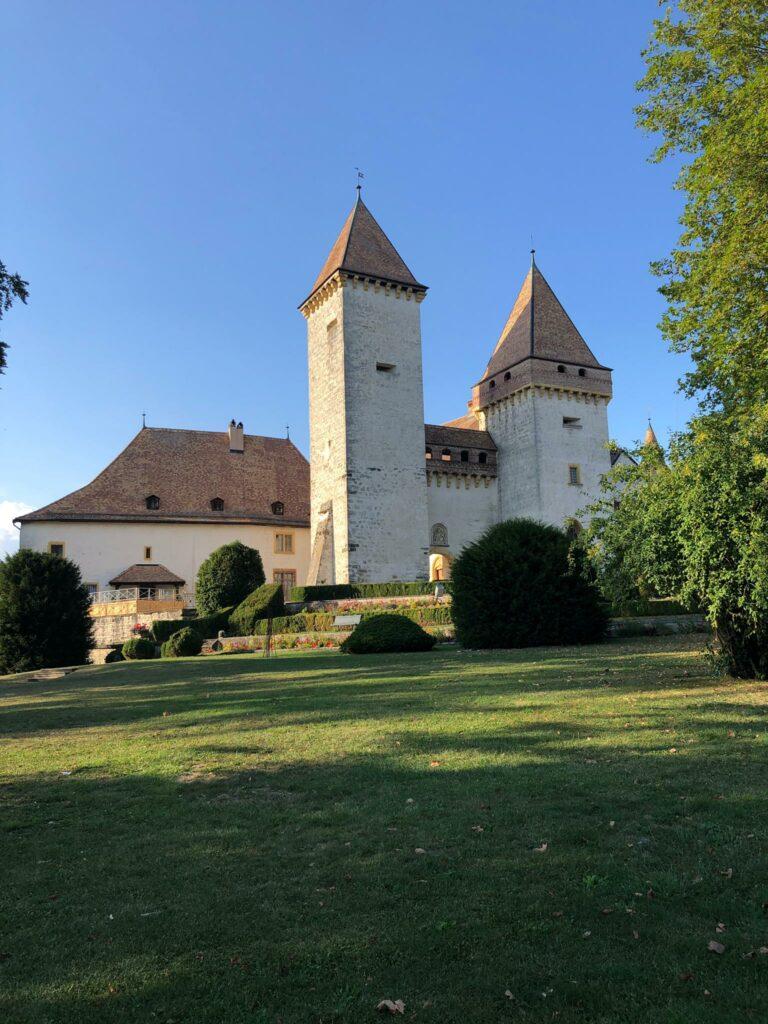 Schloss bei La Sarraz