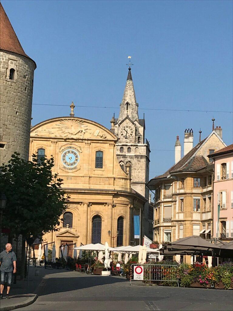 Stadtkirche Yverdon-les-Bains