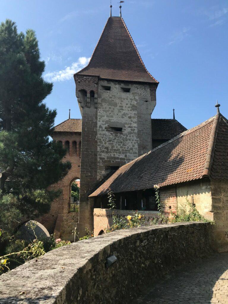 Schloss Estavayer-le-Lac