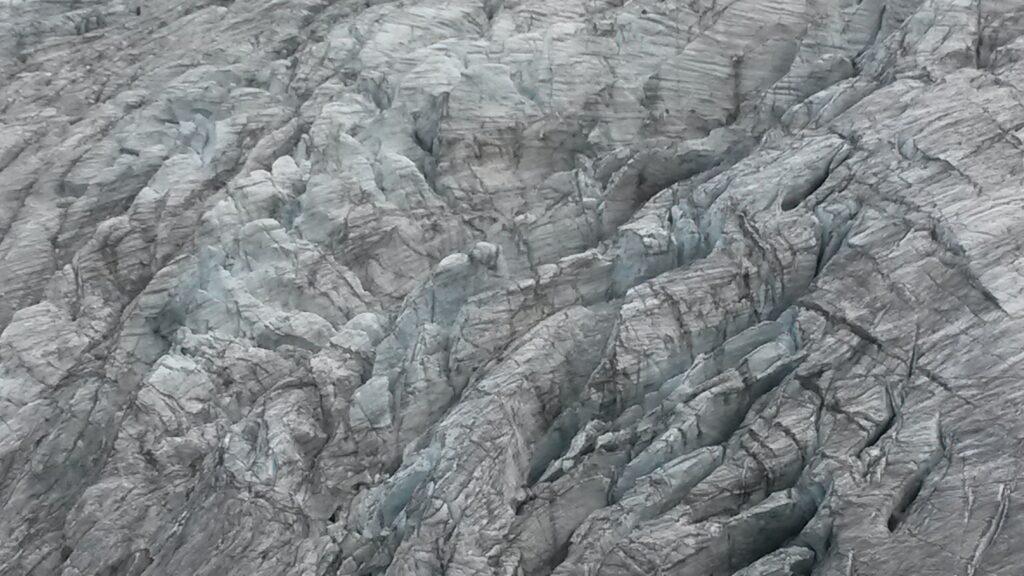 Gletschergebilde