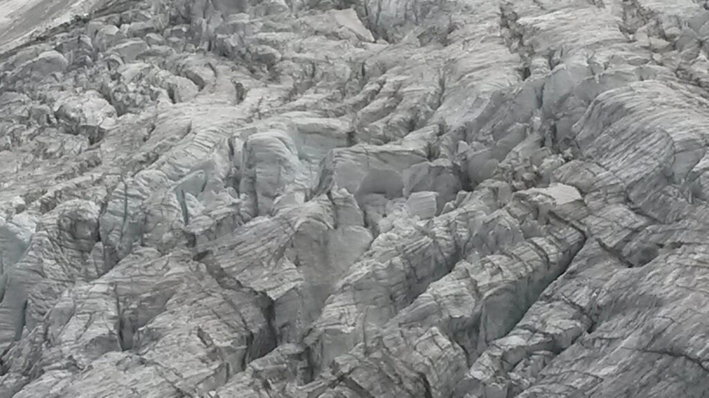 zauberhafte Gletscherwelt