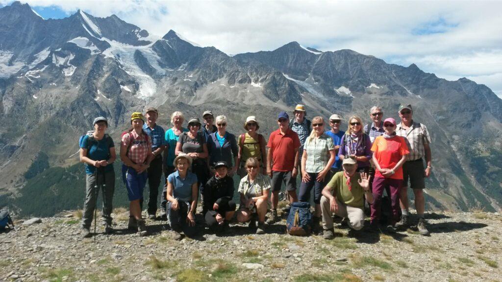 und nochmals ein Gruppenfoto.....