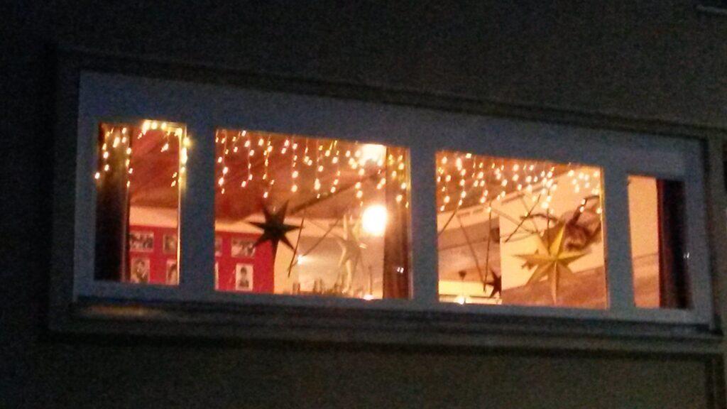 Weihnachtsfenster - 15.12.2020