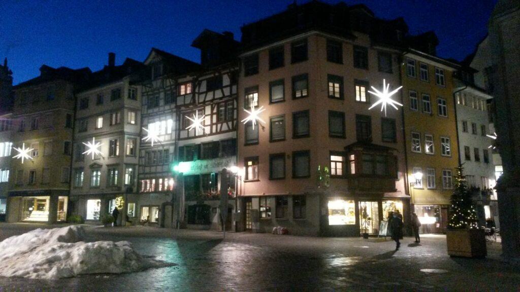 Sternenstadt St. Gallen - 16.12.2020