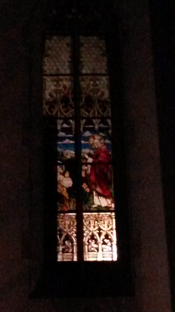 Kirchenfenster - 01.01.2021