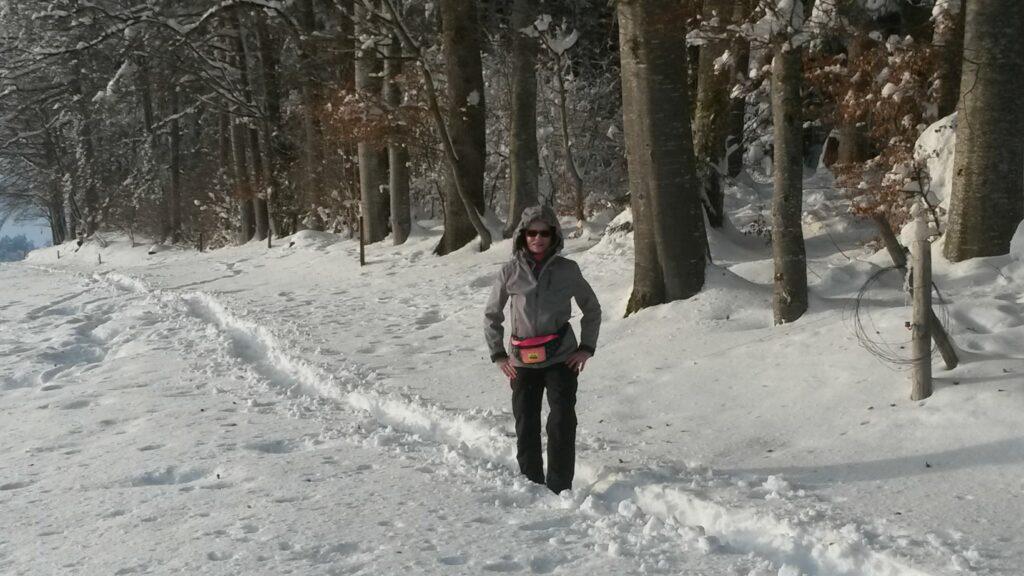 Regina auf gefestigter Schneespur - 16.01.2021