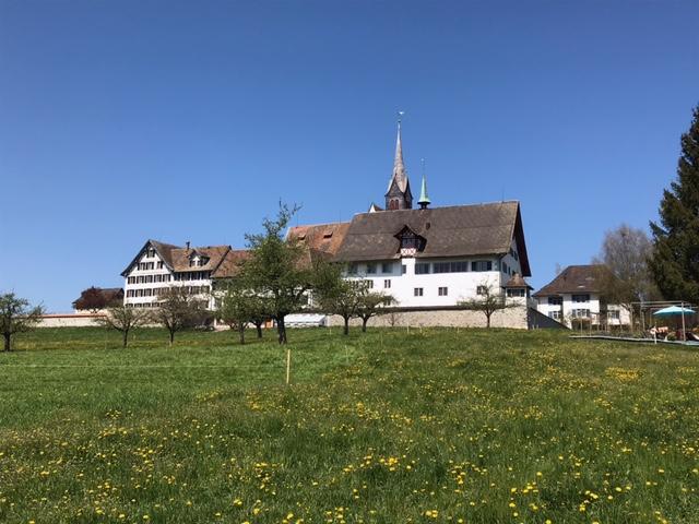 Kloster Kappel am Albis - 25.04.2021