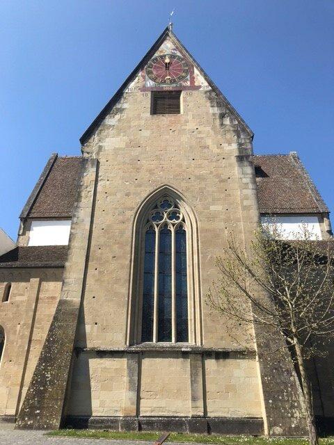 Klosterkirche Kappel - 25.04.2021