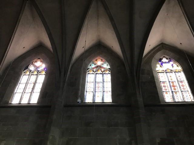 Kloster Kappel, Kircheninnenraum - 25.04.2021
