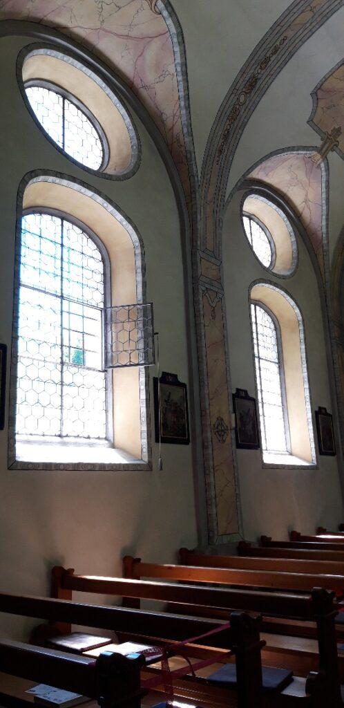 Fenster Kapelle Jonental - 30.05.2021