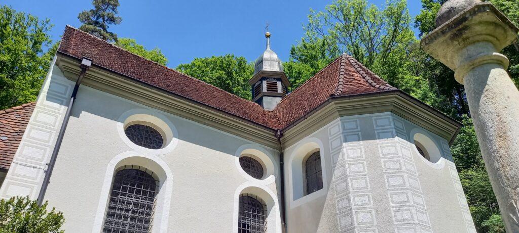 Kapelle Jonental - 30.05.2021