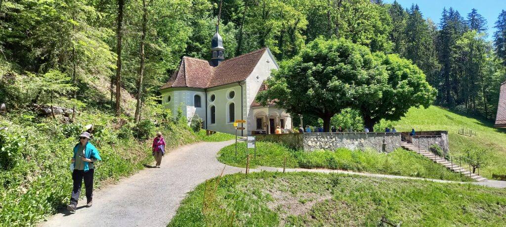 Fortsetzung der Wanderung Richtung Jonen und Ottenbach - 30.05.2021