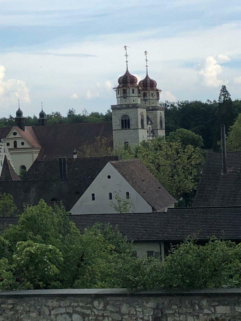 Musikinsel Rheinau mit Klosterkirche - 12.06.2021