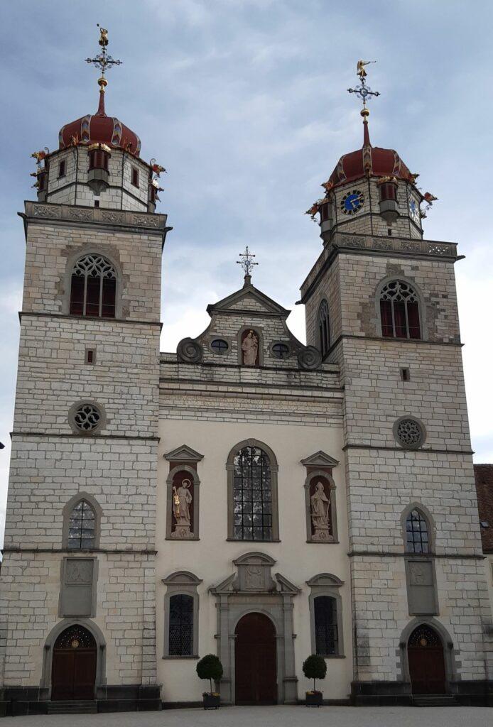 sehenswerte Klosterkirche - 12.06.2021