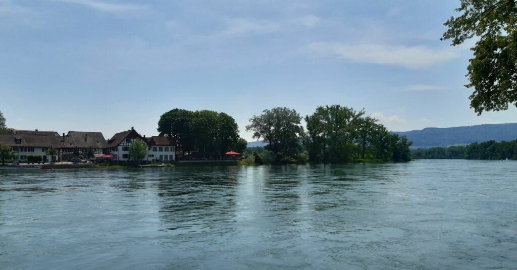 Rheinau, ZH - 12.06.2021