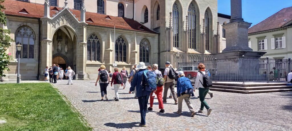 vor dem Konstanzer Münster - 03.07.2021