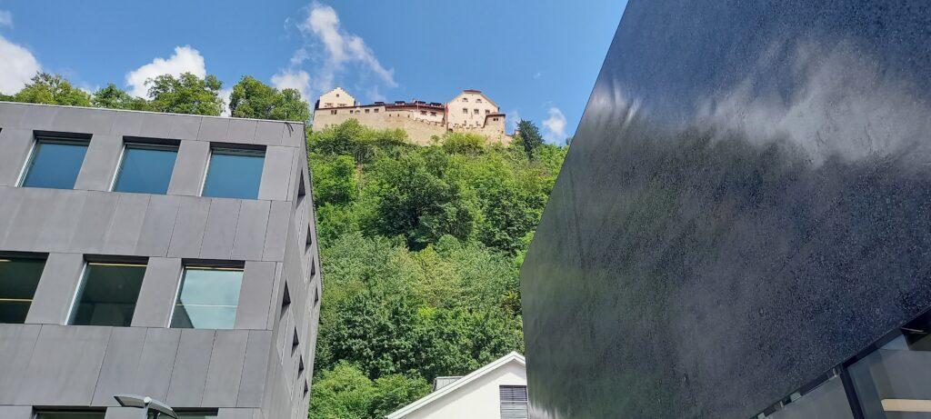 Guckloch zum Fürstenschloss - 09.07.2021