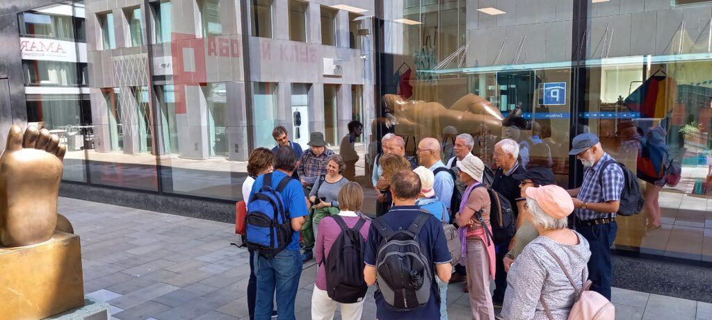 im Stadtzentrum Vaduz - 09.07.2021