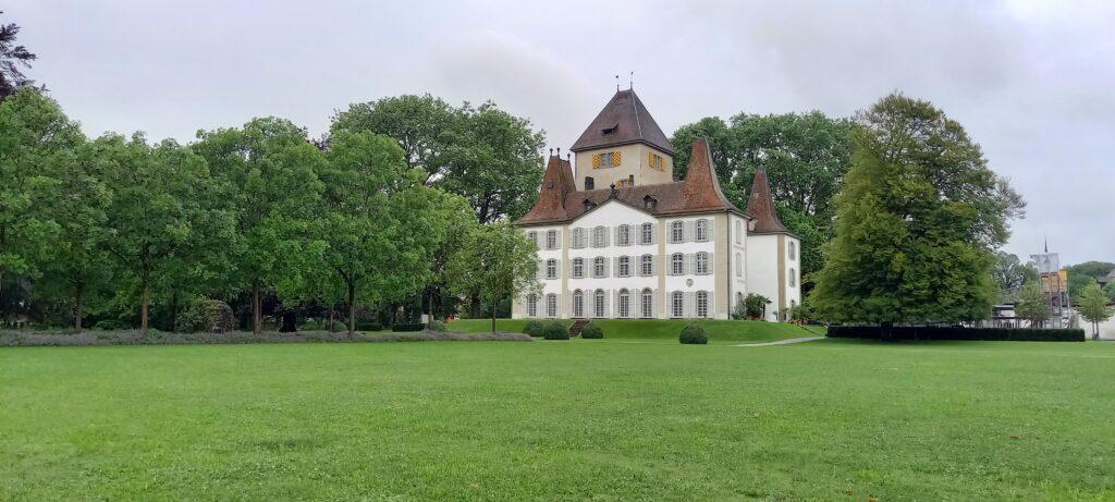 stolzes Schloss Jegenstorf, 01.08.2021