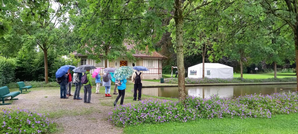 umfangreiches Anwesen des Schloss' Jegenstorf - 01.08.2021