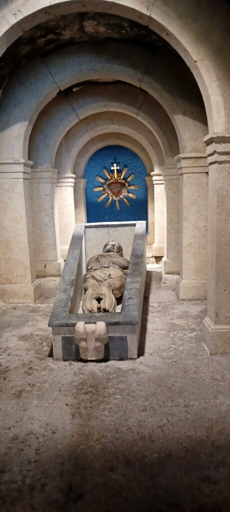 Grab der heiligen Verena - 01.08.2021