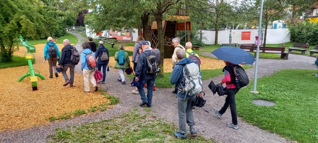 Spielplatz in Jegenstorf - 01.08.2021